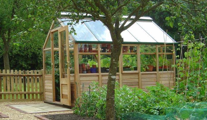 فروش گلخانه های خانگی