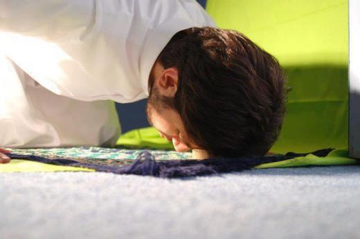 راز  دو سجده در نماز