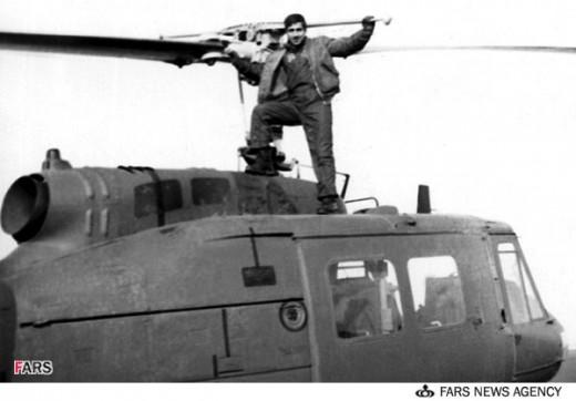 خلبانی که شهر سنندج را نجات داد