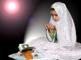 چگونه به کودکمان نماز خواندن را آموزش دهیم؟