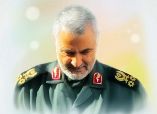 پیام تاریخی مالک اشتر زمان (حاج قاسم سلیمانی) به داعش و حامی ملعون آن آل سعود