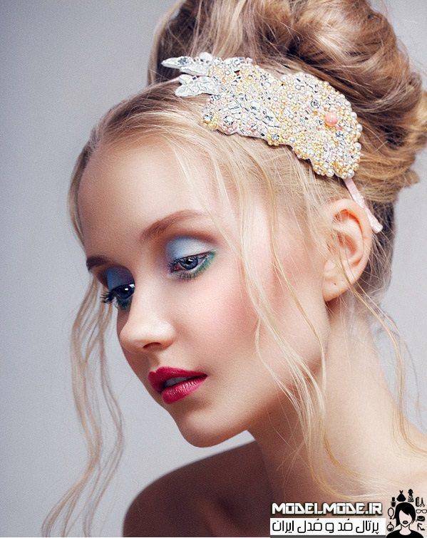 مدل هدبند زنانه و دخترانه شیک و جدید مناسب برای مجالس