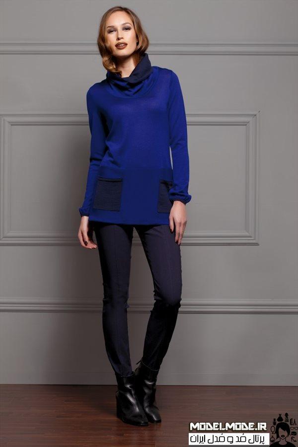 مجموعه مدل لباس زنانه پاییز و زمستان MARISAMONTI