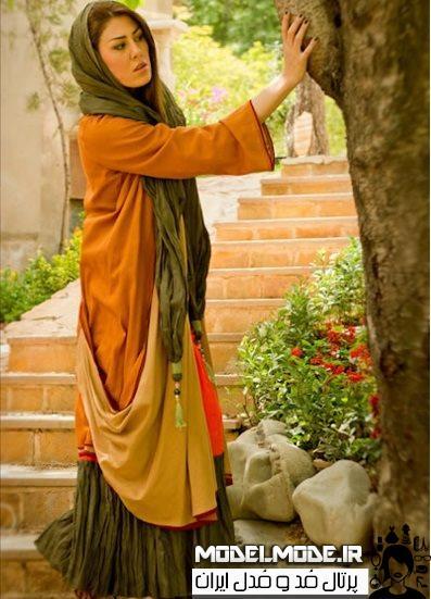 مدل مانتو شیک از Naghmeh Kiumarsi