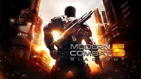 دانلود بازی Modern Combat 5: Blackout برای ویندوزفون