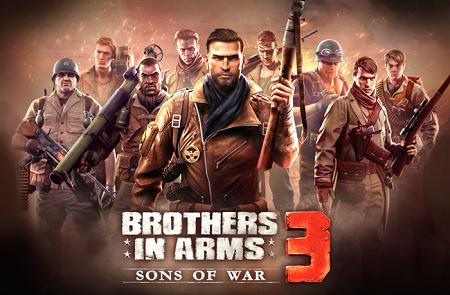 دانلود بازی Brothers in Arms 3 برای ویندوزفون