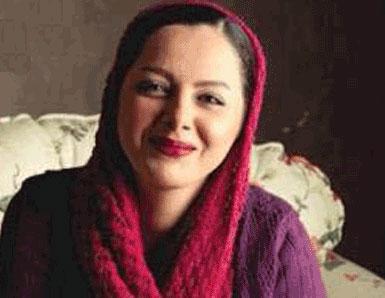 حضور بی حجاب چکامه چمن ماه در سریال ترکیه ای