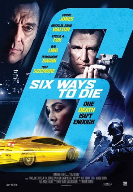 دانلود فیلم 6Ways To Die 2015