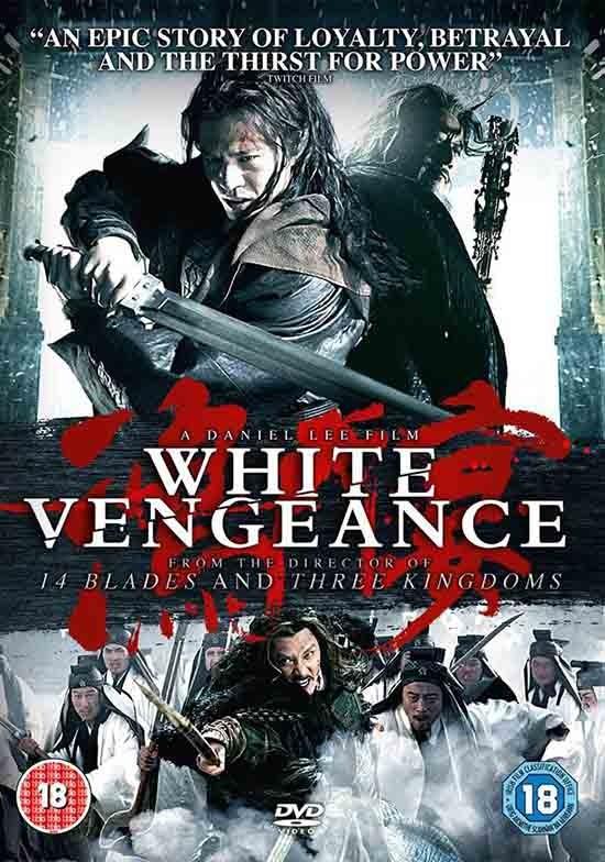 دانلود دوبله فارسی فیلم White Vengeance 2011