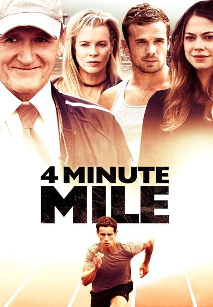 دانلود دوبله فارسی فیلم 4Minute Mile 2014