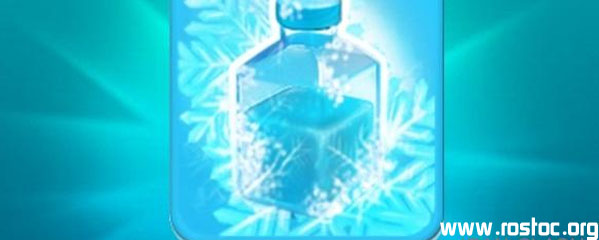 استاد شدن در استفاده از اسپل یخ (freeze )