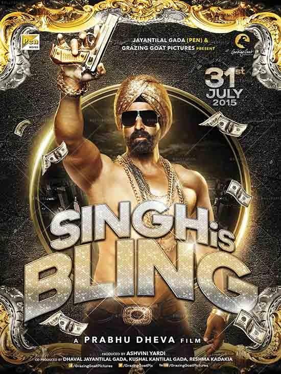 دانلود فیلم Singh Is Bliing 2015