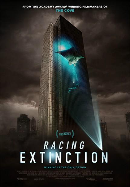 دانلود فیلم مسابقه انقراض Racing Extinction 2015