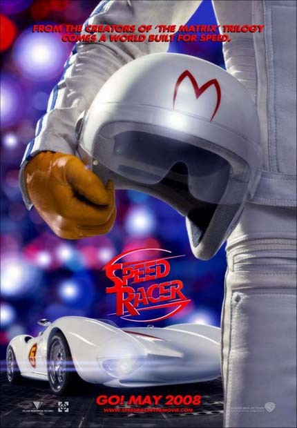دانلود فیلم اسپید ریسر Speed Racer 2008