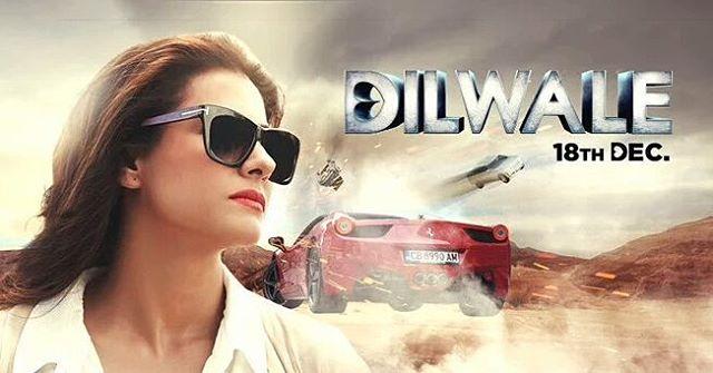 دانلود آلبوم موسیقی فیلم دیلواله Dilwale 2015