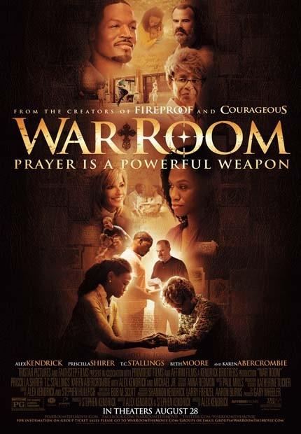 دانلود فیلم اتاق جنگ War Room 2015