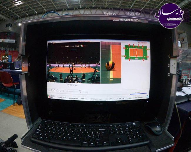 تاکید مجدد FIVB بر استفاده از ویدیو چک در لیگ جهانی 2015