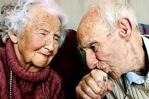 داستانک پیرمرد عاشق