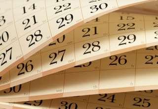 تقویم اقتصادی و مالی جهان در هفته پیش رو
