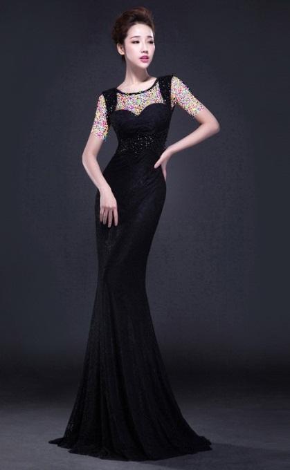 شيک ترين مدل لباس های مجلسی دخترانه زنانه 95