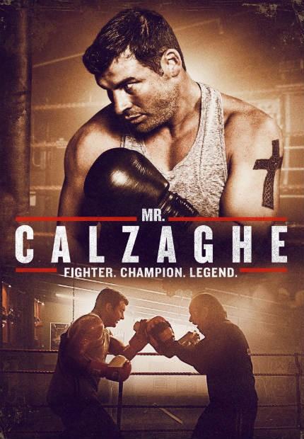 دانلود مستند Mr Calzaghe 2015