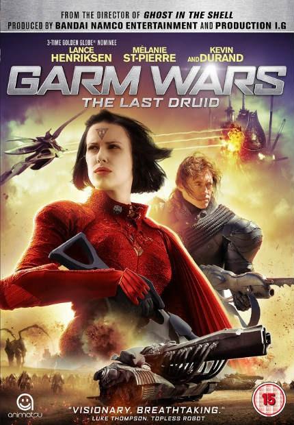 دانلود فیلم جنگ گرم: آخرین کاهن Garm Wars: The Last Druid 2014