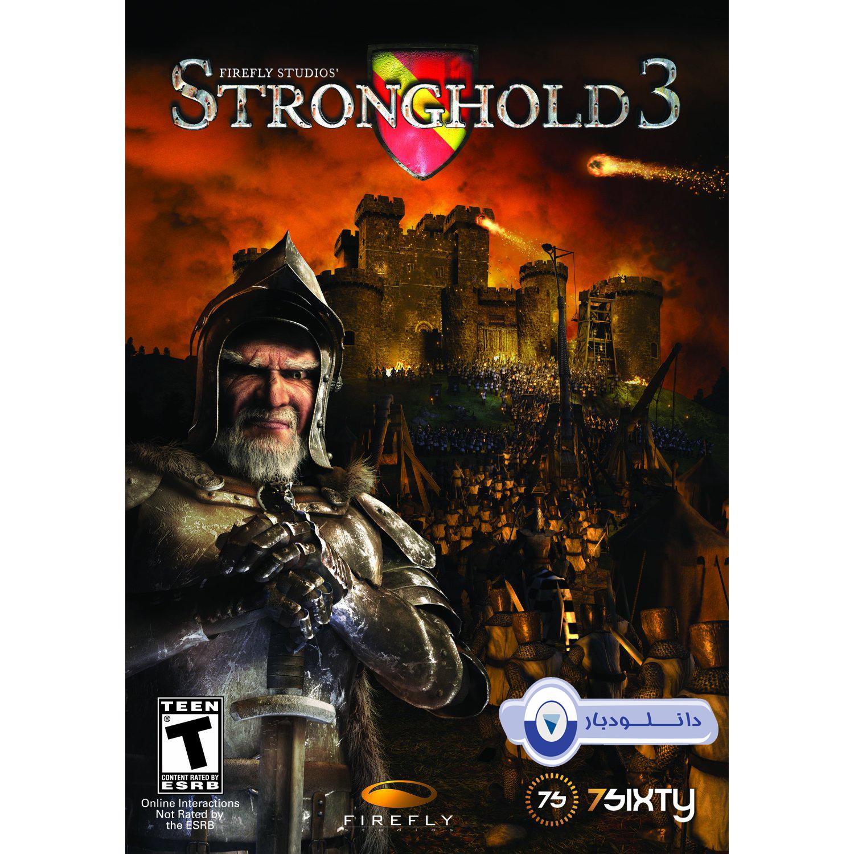 دانلود ترینر بازی جنگهای صلیبی STRONGHOLD 3+دانلود