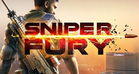 دانلود بازی Sniper Fury برای ویندوزفون