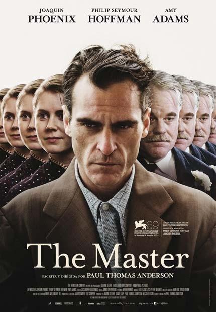دانلود فیلم استاد The Master 2012