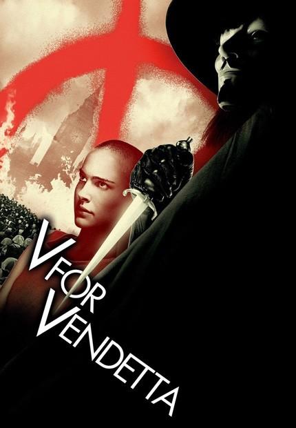 دانلود دوبله فارسی فیلم انتقامجو V for Vendetta 2005