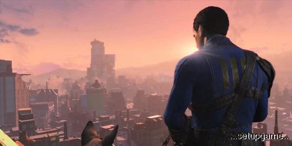 اولین پچِ رسمیِ Fallout 4 برای PC منتشر شد