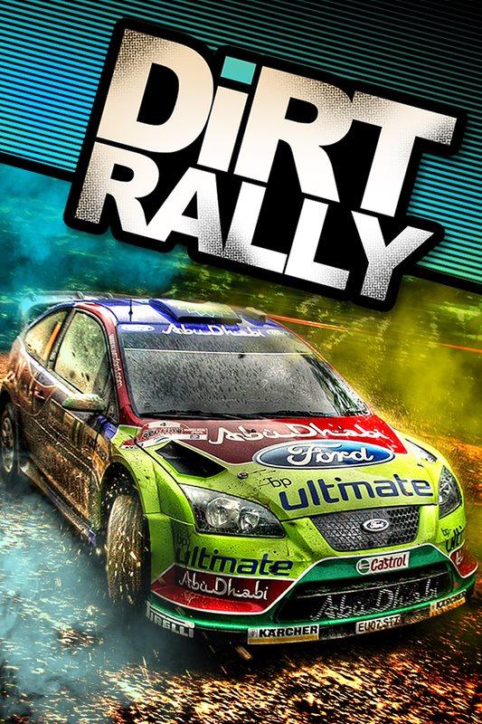 دانلود بازی DiRT Rally برای کامپیوتر