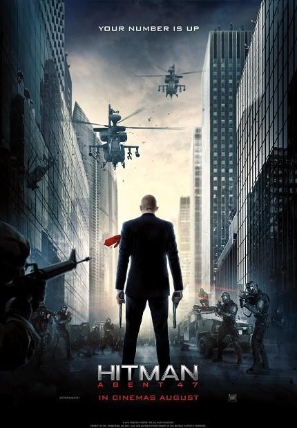 دانلود دوبله فارسی فیلم هیتمن:مامور 47 Hitman: Agent 47 2015