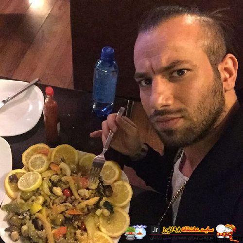 امیر تتلو از ایران میرود+عکس پاسپورت