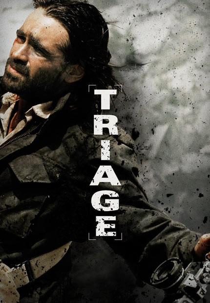 دانلود دوبله فارسی فیلم درمانگاه صحرایی Triage 2009