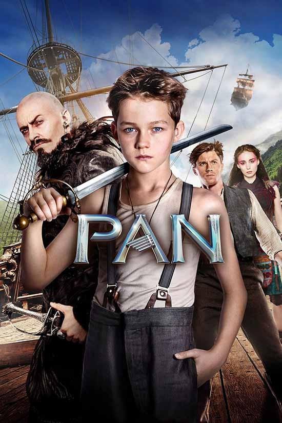 دانلود فیلم پن Pan 2015