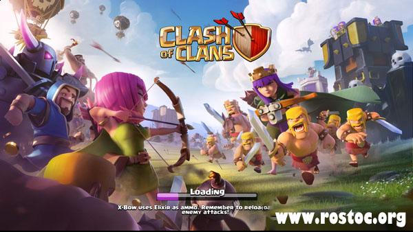دانلود آپدیت جدید کلش آف کلنز Clash of Clans 8.67.3