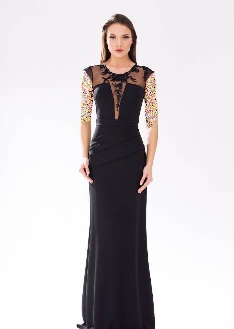 مدل لباس مجلسی و شب زنانه برند 2016 cristallini