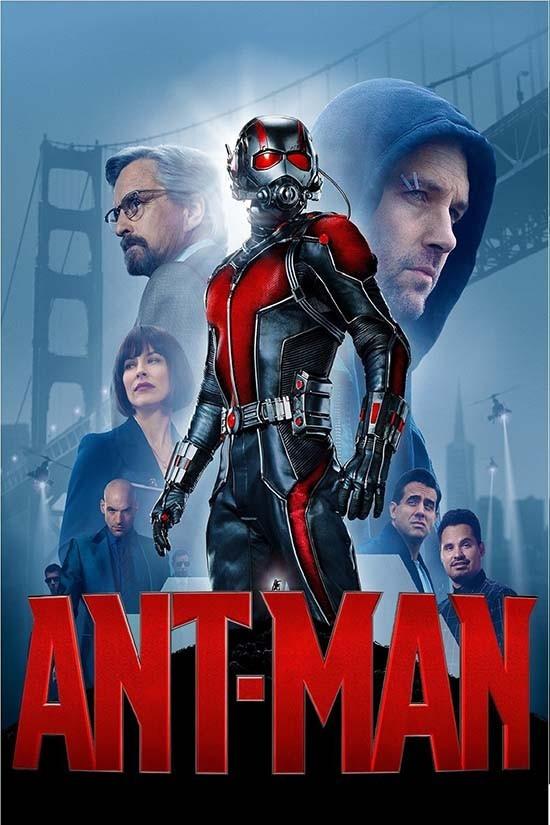 دانلود دوبله فارسی فیلم مرد مورچه ای Ant-Man 2015