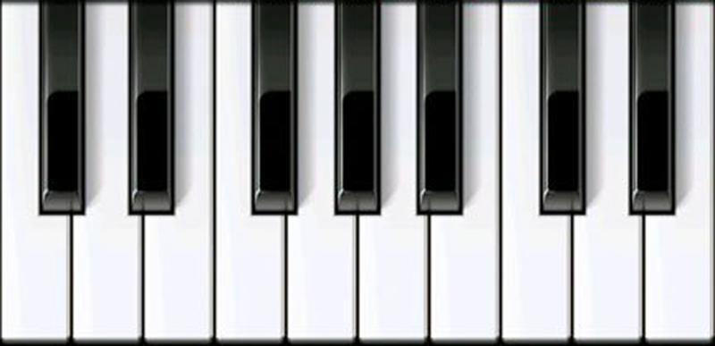 ساخت پیانو ی اندرویدی با بیسیک4اندروید