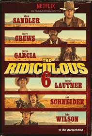 دانلود فیلم The Ridiculous 6 2015