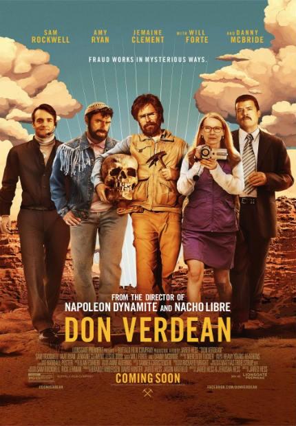دانلود فیلم دن وردان Don Verdean 2015
