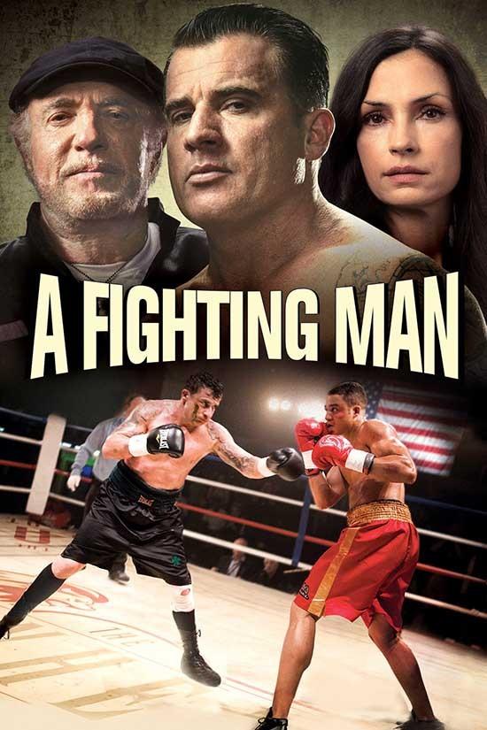 دانلود دوبله فارسی فیلم مبارزه گر A Fighting Man 2014