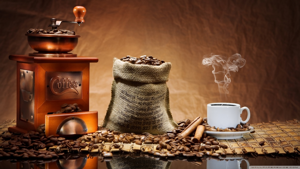 تصاویری از فنجان قهوه