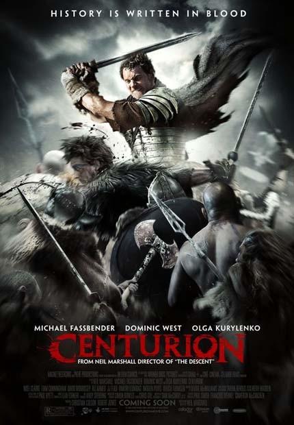 دانلود فیلم یوزباشی Centurion 2010