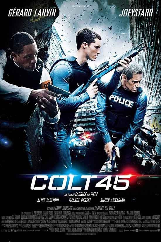 دانلود فیلم کلت 45 Colt 45 2014
