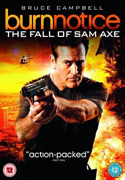 دانلود دوبله فارسی فیلم سقوط سم اکس Burn Notice: The Fall of Sam Axe 2011