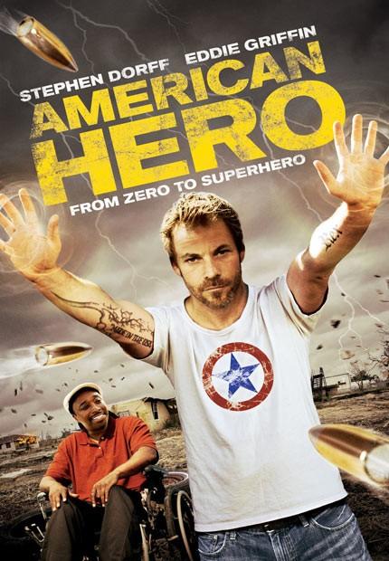 دانلود فیلم قهرمان امریکایی American Hero 2015