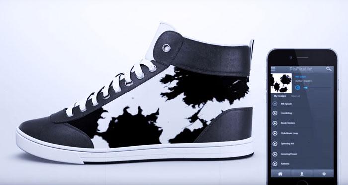 اختراع جدیدترین کفش ورزشی و جالب + عکس
