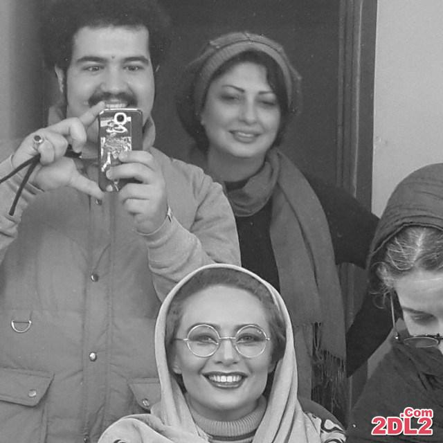 عکس سلفی منتشر شده از یکتا ناصر در اتاق گریم
